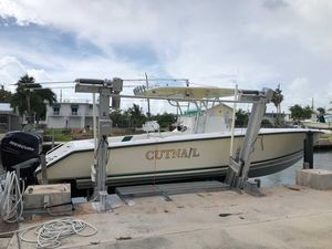 Used Venture 34 Open Center Console Fishing Boat For Sale
