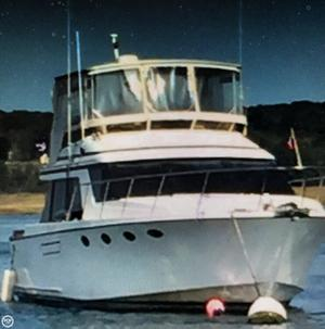 Used Ocean Alexander Sedan Bridge Aft Cabin Boat For Sale