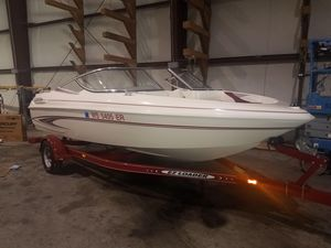 Used Glastron Sx-175 Bowrider Boat For Sale