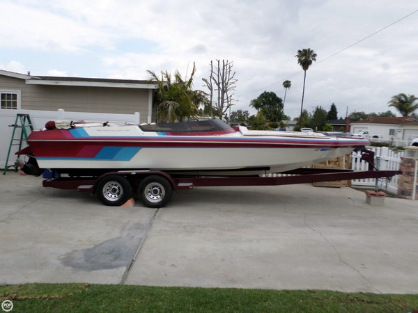 Used Eliminator 242 Edge Bowrider High Performance Boat For Sale