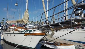 Used Marine Trading Island Trader 41 Cruiser Sailboat For Sale