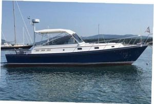 Used Little Harbor Whisperjet 36 High Performance Boat For Sale