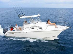 Used Prokat 2660 Walk Around2660 Walk Around Saltwater Fishing Boat For Sale