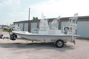 Used Shallow Sport Classic Center Console Fishing Boat For Sale