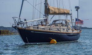 Used Mason 33 Cruiser Sailboat For Sale