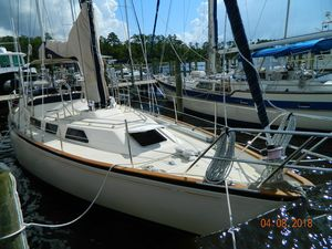 Used Nicholson 39 Cruiser Sailboat For Sale
