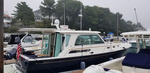 Used Back Cove 37 Downeast Fishing Boat For Sale