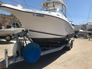 Used Seaswirl 2601 Sports Fishing Boat For Sale