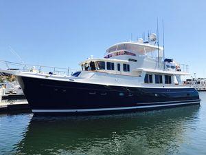 Used Selene 59 65 LOA Trawler Boat For Sale