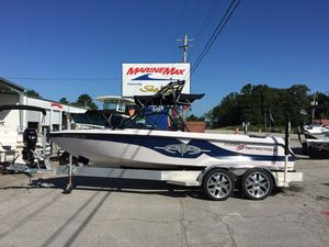 Used Nautique Super Air High Performance Boat For Sale