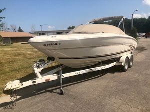 Used Sea Ray 210br Bowrider Boat For Sale