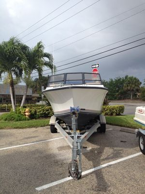 Used Seacraft 23 dc23 dc Saltwater Fishing Boat For Sale