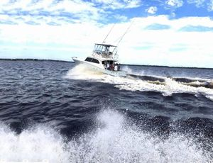 Used Post 42 Sportfish Sports Fishing Boat For Sale