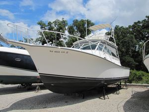 Used Henriques 35 Express Saltwater Fishing Boat For Sale