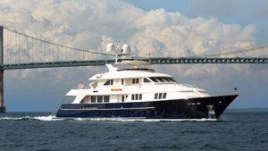 Used Burger 2003/2017 127ft Tri-deck Motor Yacht Motor Yacht For Sale