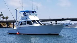 Used Striker 44 Sportfisher Convertible Fishing Boat For Sale