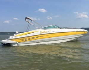 Used Crownline 262 EX262 EX Bowrider Boat For Sale
