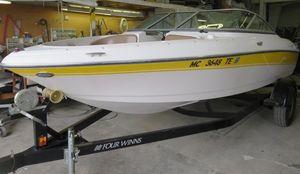 Used Four Winns 180 Horizon180 Horizon Bowrider Boat For Sale