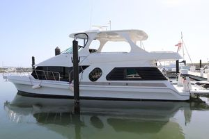 Used Bluewater Coastal 5200 Liberty Edition Motor Yacht For Sale