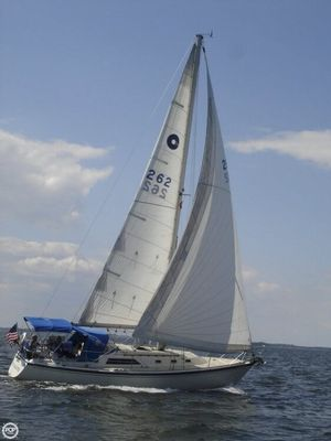 Used O'day 34 Sloop Sailboat For Sale