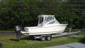 New Albemarle 25 Express Cuddy Cabin Boat For Sale
