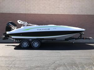 New Tahoe 21502150 Bowrider Boat For Sale