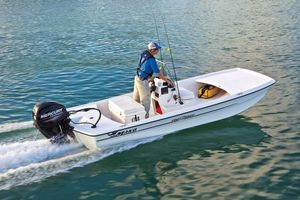 Used Mako Pro Skiff 16 CC Commercial Boat For Sale