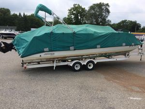 Used Tracker Suntracker Party Express 2400 Pontoon Boat For Sale