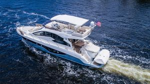 Used Cranchi 60 Flybridge Motor Yacht For Sale