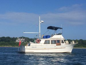 Used Albin 36 Trawler Cruiser Boat For Sale