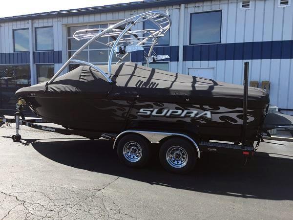 Used Supra 21v Ski and Wakeboard Boat For Sale