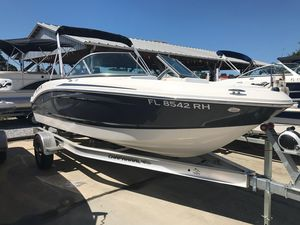 Used Chaparral 19 H2O Sport High Performance Boat For Sale