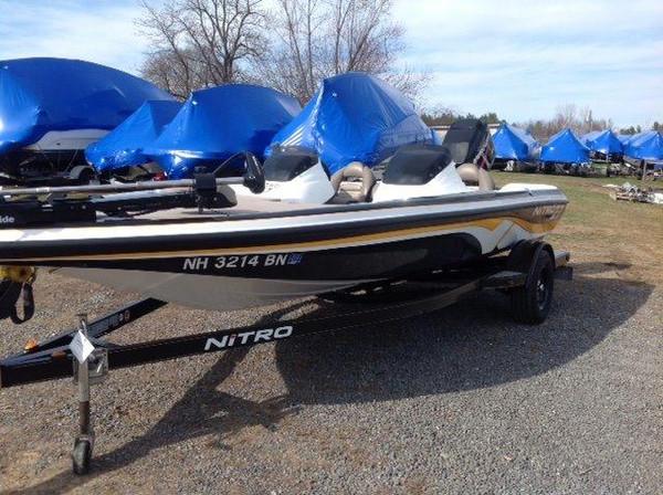 Used Nitro Z7 11393 Freshwater Fishing Boat For Sale