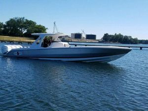 Used Cigarette 39 GTS Quad High Performance Boat For Sale