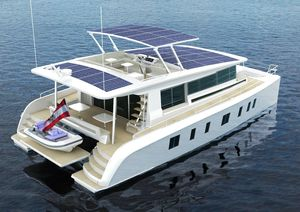 Used Silent Yachts Cruiser Boat For Sale