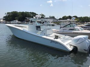Used Yellowfin 36 Offshore Center Console Fishing Boat For Sale