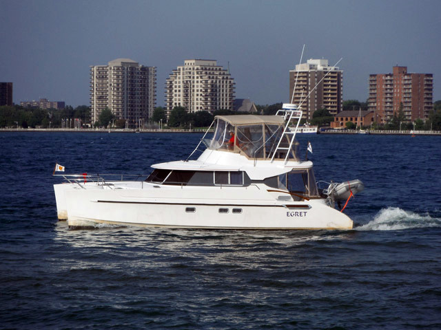 Used Fountaine Pajot Maryland Catamaran Boat For Sale
