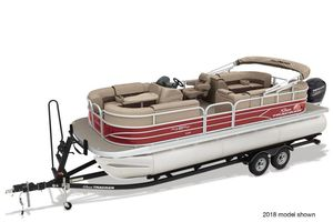New Sun Tracker Party Barge 22 XP3Party Barge 22 XP3 Pontoon Boat For Sale