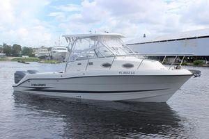 Used Hydra-Sports 2600 WA2600 WA Walkaround Fishing Boat For Sale