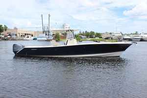 Used Pursuit 340 Center Console340 Center Console Saltwater Fishing Boat For Sale