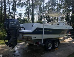 Used Aquasport 250 Explorer Center Console Fishing Boat For Sale