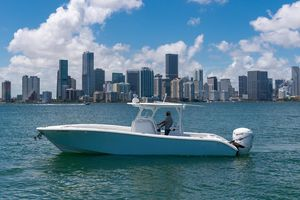 Used Yellowfin 32 Center Console Fishing Boat For Sale