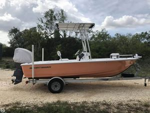 Used Sportsman Island Bay 18 Center Console Fishing Boat For Sale