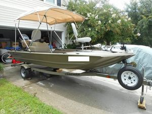 Used Tracker 1648 MVX Aluminum Fishing Boat For Sale