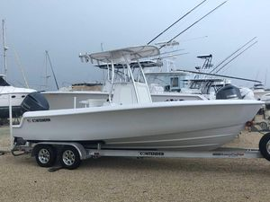Used Contender 22 Center Console Fishing Boat For Sale