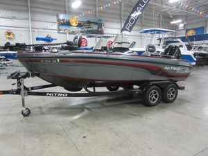 Used Nitro ZV 18 Freshwater Fishing Boat For Sale