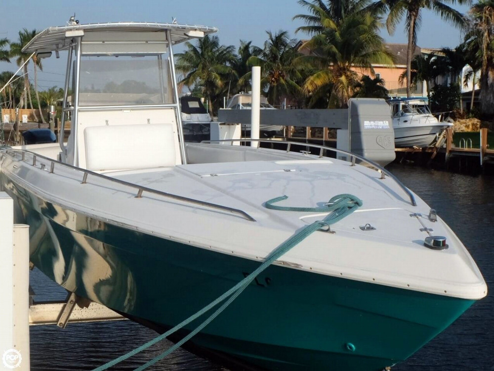 Used Baja 28 Center Console Fishing Boat For Sale