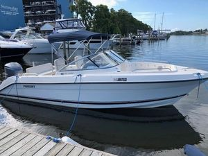 Used Pursuit 235dc Cruiser Boat For Sale