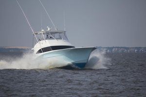 Used Hudson Custom Carolina Sports Fishing Boat For Sale