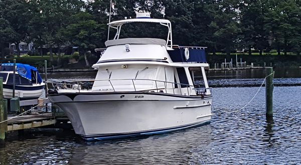 Used Chung Hwa 38 Trawler Boat For Sale